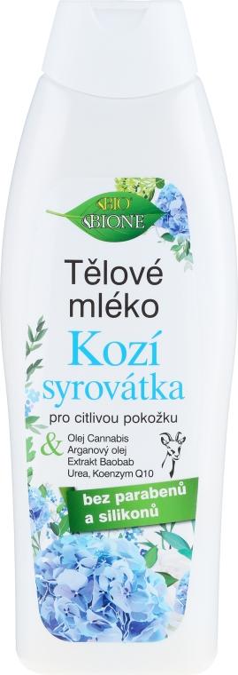 Lotion na tělo - Bione Cosmetics Goat Milk Body Lotion