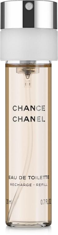 Chanel Chance - Toaletní voda (výměnný blok) — foto N3