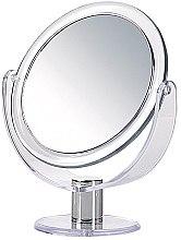 Parfémy, Parfumerie, kosmetika Oboustranné stolní, kulaté zrcadlo 17 cm - Donegal Mirror