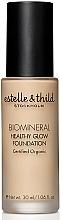 Parfémy, Parfumerie, kosmetika Make-up - Estelle & Thild BioMineral Healthy Glow Foundation