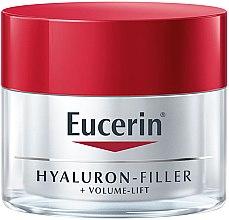 Parfémy, Parfumerie, kosmetika Denní krém pro normální a smíšenou pleť - Eucerin Hyaluron-Filler+Volume-Lift Day Cream SPF15