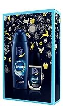 Parfémy, Parfumerie, kosmetika Sada  - Fa Sport (deo/50ml + sh/gel/250ml)