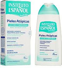 Parfémy, Parfumerie, kosmetika Mléko na atopickou kůži - Instituto Espanol Atopic Skin Body Milk