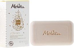 Parfémy, Parfumerie, kosmetika Mýdlo na obličej a tělo - Melvita L'Or Bio Soap