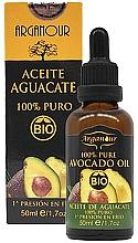 Parfémy, Parfumerie, kosmetika Avokádový olej na obličej, tělo a vlasy - Arganour Pure Organic Avocado Oil