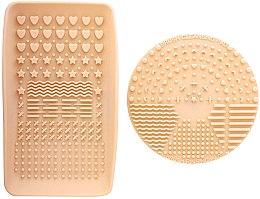 Parfémy, Parfumerie, kosmetika Čistič štětců - Nanshy Makeup Brush Cleaning Pad & Palette