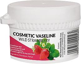 Parfémy, Parfumerie, kosmetika Krém na obličej - Pasmedic Cosmetic Vaseline Wild Strawberry