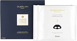 Parfémy, Parfumerie, kosmetika Plátýnková maska na obličej - Guerlain Orchidee Imperiale Radiance Mask