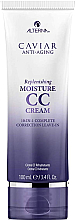Parfémy, Parfumerie, kosmetika Bezoplachový termoochranný CC krém na vlasy - Alterna Caviar Anti Aging Replenishing Moisture CC Cream