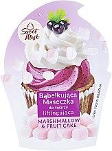 Parfémy, Parfumerie, kosmetika Maska na obličej s liftingovým efektem - Marion Sweet Mask Marshmallow & Fruit Cake