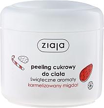 Parfémy, Parfumerie, kosmetika Tělový peeling Karamel - Ziaja Caramel Body Peeling