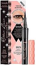 Parfémy, Parfumerie, kosmetika Matné oční linky - Benefit Roller Liner Mini