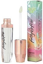 Parfémy, Parfumerie, kosmetika Lesk na rty - Folly Fire Astral Trip Iridescent Lip Gloss