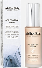 Parfémy, Parfumerie, kosmetika Anti-age pleťové sérum - Estelle & Thild Super Bioactive Age Control Serum