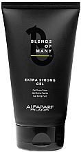Parfémy, Parfumerie, kosmetika Gel na vlasy s extra silnou fixací - Alfaparf Milano Blends Of Many Extra Strong Gel