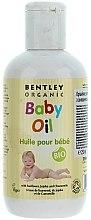 Parfémy, Parfumerie, kosmetika Dětský olej - Bentley Organic Baby Oil