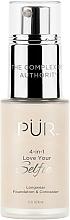 Parfémy, Parfumerie, kosmetika Make-up - Pur 4-in-1 Love Your Selfie Longwear Foundation & Concealer