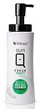 Parfémy, Parfumerie, kosmetika Tělové mléko Fresh Fruit - Silcare Quin Vitamin Therapy Body Milk