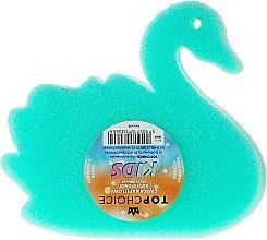 Parfémy, Parfumerie, kosmetika Koupelová houba 30604, zelená - Top Choice Bath Sponge Kids