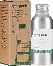 Parfémy, Parfumerie, kosmetika Ústní voda - Georganics Spearmint Mouthwash