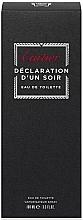 Cartier Declaration DUn Soir - Toaletní voda — foto N3