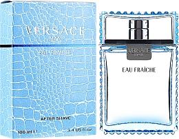 Parfémy, Parfumerie, kosmetika Versace Man Eau Fraiche - Mléko po holení