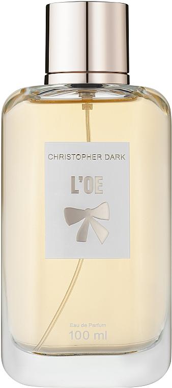 Christopher Dark L'oe - Parfémovaná voda