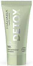 Parfémy, Parfumerie, kosmetika Hluboce čisticí bahenná maska - Madara Cosmetics Detox Ultra Purifying Mud Mask