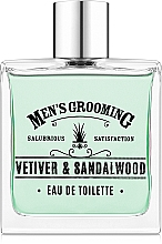 Parfémy, Parfumerie, kosmetika Scottish Fine Soaps Men's Grooming Vetiver & Sandalwood - Toaletní voda