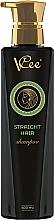 Parfémy, Parfumerie, kosmetika Vyhlazující šampon - VCee Straight Hair