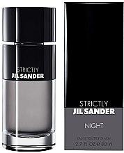 Jil Sander Strictly Night - Toaletní voda — foto N2