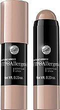 Parfémy, Parfumerie, kosmetika Odolný bronzer v tyčince - Bell HypoAllergenic Contour Stick