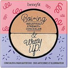 Parfémy, Parfumerie, kosmetika Rozjasňujúci korektor na tvár - Benefit Cosmetics Boi-ing & Watt's up!