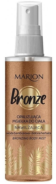 Tělový sprej - Marion Bronze Bronzing Body Mist