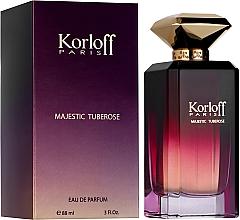 Korloff Paris Majestic Tuberose - Parfémovaná voda — foto N2