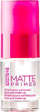 Parfémy, Parfumerie, kosmetika Zmatňující báze pod make-up - Gabriella Salvete Matte Primer