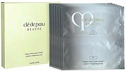 Parfémy, Parfumerie, kosmetika Rozjasňující pleťová maska - Cle De Peau Beaute Intensive Brightening Mask