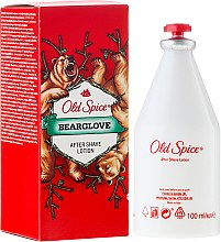Parfémy, Parfumerie, kosmetika Mléko po holení - Old Spice Bearglove After Shave Lotion