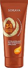 Parfémy, Parfumerie, kosmetika Změkčující prostředek na opalovaní s kakaovým máslem - Soraya 3w1 Express Bronze Cacao Tan Activator