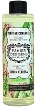 Parfémy, Parfumerie, kosmetika Domácí vůně Citronová verbena (náhradní náplň) - Panier Des Sens Lemon Verbrna Diffuser Refill