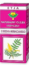 Parfémy, Parfumerie, kosmetika Přírodní éterový olej z čajového stromu - Etja Natural Essential Tea Tree Oil