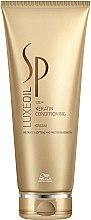 Parfémy, Parfumerie, kosmetika Krém-kondicionér pro obnovení s keratinem - Wella SP Luxe Oil Keratin Conditioning Cream