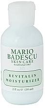 Parfémy, Parfumerie, kosmetika Hydratační pleťový krém - Mario Badescu Revitalin Moisturizer