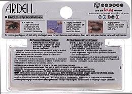 Umělé řasy - Ardell Lash Accents Black 305 — foto N2