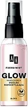 Parfémy, Parfumerie, kosmetika Fixační sprej - AA Fixing Mist Glow