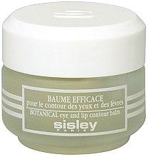 Parfémy, Parfumerie, kosmetika Balzám na kontury očí a rtů - Sisley Baume Efficace Botanical Eye and Lip Contour Balm