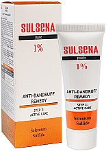 Parfémy, Parfumerie, kosmetika Pasta preventivní proti lupům 1% - Sulsena