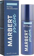 Parfémy, Parfumerie, kosmetika Balzám po holení - Marbert Man Skin Power Soothing After Shave Balm