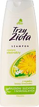 Parfémy, Parfumerie, kosmetika Šampon na vlasy - Pollena Savona Shampoo Three Herbs Of Calendula
