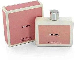 Parfémy, Parfumerie, kosmetika Prada Prada - Sprchový gel
